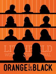 Orange is the New Black ~ #OITNB #fanart