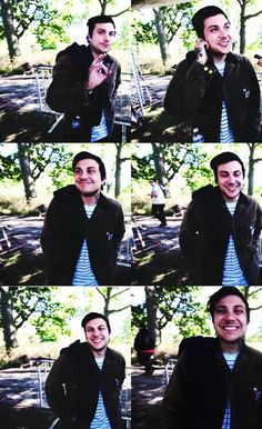 Frank smiling gives me life