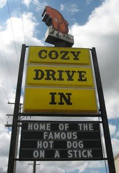 Route 66 - The Cozy Dog!  I've been here several times...LOVE IT!  :-)