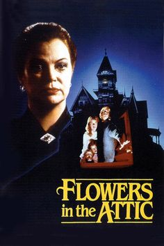 Flowers in the Attic (1987) | http://www.getgrandmovies.top/movies/10667-flowers-in-the-attic | After the death of her husband, a mother takes her kids off to live with their grandparents in a huge, decrepit old mansion. However, the kids are kept hidden in a room just below the attic, visited only by their mother who becomes less and less concerned about them and their failing health, and more concerned about herself and the inheritence she plans to win back from her dying father.
