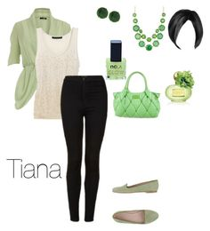 """""""modern Tiana"""" by dylanwalker-i on Polyvore featuring Dorothy Perkins, Alexander Wang, Topshop, Altiebassi, Natasha Accessories, Panacea, Coach, Kate Spade, ncLA and modern"""