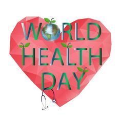 Since 1950, World Health Day has been celebrated with the     sponsorship of the World Health Organization every April 7th, meant to draw attention and raise awareness to a particular health cause each year.