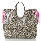 Lou Harvey Beach Bag - Leopard Large Beach Bags, Large Bags, Purse Wallet, Cosmetic Bag, Straw Bag, Purses, Armoire, Beautiful Things, Wallets