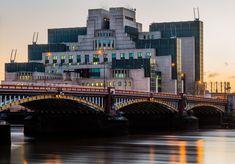 MI6 - London, UK