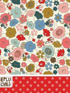print & pattern: DESIGNER - Laurie Brochard