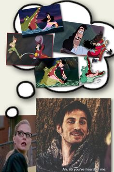 """""""You're Hook?"""" Emma's (and everyone else in this world's) expectations vs. reality. Sweet sweet ouat reality."""