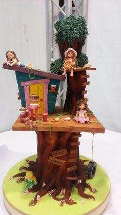 Cake desing Fiera Internazionale Rimini -Italia