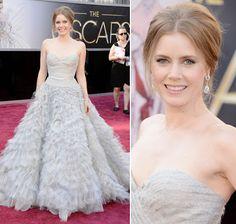 Os looks do Oscar 2013...
