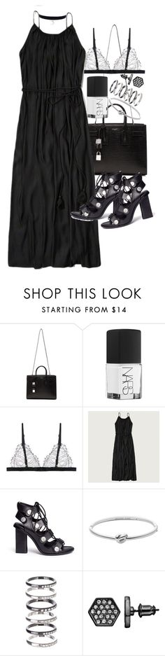"""""""Untitled #19529"""" by florencia95 ❤ liked on Polyvore featuring Yves Saint Laurent, NARS Cosmetics, Abercrombie & Fitch, Alexander Wang, Michael Kors, M.N.G, Simply Vera, women's clothing, women's fashion and women"""