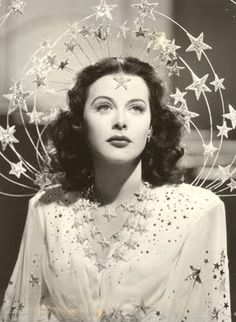 feelin' hedy lamarr (know what I mean?)