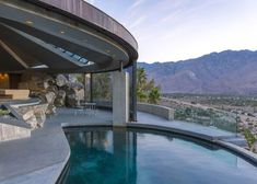Elrod House by John Lautner, 1968   To coincide with Palm Springs Modernism Week, we've picked out the Californian desert city's best examples of mid-century residential architecture. Palm Springs boasts one of the best collections of modernist architecture in the world. Wealthy clients and celebrities from nearby Los Angeles and across the country commissioned villas in the resort city, as part of the movement's boom during the mid-20th century.