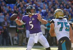 Flacco must regain pre-injury form for Ravens to reach playoffs = When you're having a little trouble with your swing, it's probably a good idea to get the tee out and build some confidence. The equivalent of that for any NFL team these days is the winless Cleveland Browns, and the up.....
