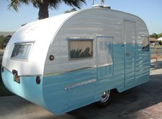 1957 Vintage Shasta Travel Trailer