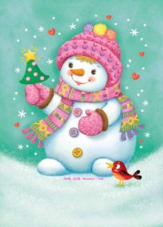 Christmas Past, Christmas Snowman, All Things Christmas, Vintage Christmas, Christmas Wreaths, Christmas Crafts, Christmas Decorations, Snowmen Pictures, Christmas Pictures