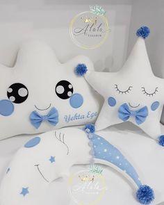 Cxxx c hi hh w hhhhhwhuh u yywyuuujjwj&wj&huwu w i r thrifty tvh ref r - SalvabraniLittle baby boy and girl in felt w/pattern Cute Pillows, Baby Pillows, Kids Pillows, Baby Crafts, Felt Crafts, Diy And Crafts, Cloud Nursery Decor, Baby Room Decor, Baby Set