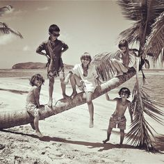 """#beachboys and #beachgirls on #lagoon in #pinkhousemustique #beachwear #mustique"" Photo taken by @pinkhousemustique on Instagram, pinned via the InstaPin iOS App! http://www.instapinapp.com (10/16/2014)"
