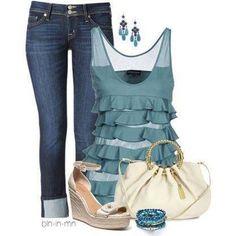 Fashion set cute!