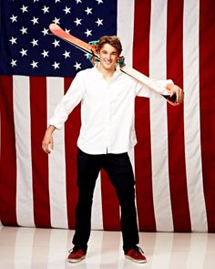 Can we just take a moment to appreciate all these gorgeous skiiers and snowboarders out there? This one is Nick Goepper.