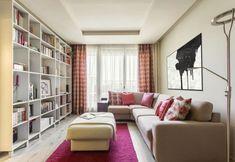 Amenajare moderna pentru un apartament de 50 mp- Inspiratie in amenajarea casei - www.povesteacasei.ro