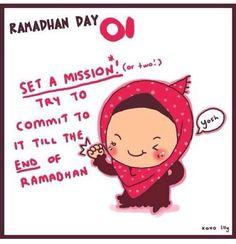 ❤️#Day01 #Ramadan