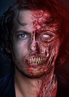 Zombie effects in Photoshop! Coming soon to Photoshop User magazine! pic.twitter.com/cvRXJwWNHG