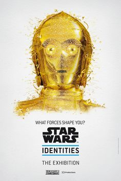Beautiful Star Wars Poster Campaign- c3po