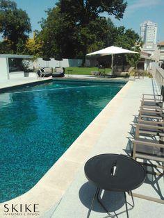 Pool, Porto House   Skike Design