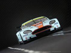Slot cars, Black Arrow Aston Martin DBR9