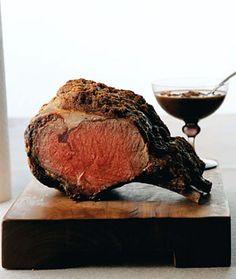 Sunday Rib Roast Recipe | Epicurious.com