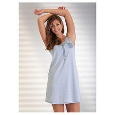 Camisola señora verano Massana Textiles, White Dress, Lingerie, Unisex, Interior, T Shirt, Dresses, Fashion, Ladies Capes