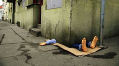 Street Artist Creates Clever Urban Interventions To Get People Thinking | Bored Panda