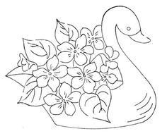 wb_swan planter by amommy22, via Flickr