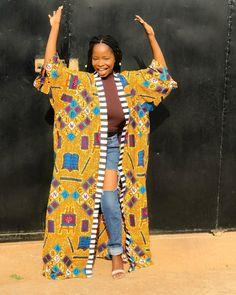 Long kimono ✅ RESTOCKED 185 GHS / $37 USD ___________________________ 🔸Visit our website  www.lamodeafrique.com 🔸Link in bio 📣 🔸WE DO WHOLESALE  _________________________________ WhatsApp +233243287843 or DM 🔴Yes we customize  _______________________________  #africanwear #ankara  #readytowear  #swimwear #africanprint #africanstyle #Ankarastyles #ankarastyle  #africanprint #africanprints #africanwear #dress #skirt  #ghanamade #madeinghana #ankaradress #africanprintdress #africaprint… African Print Dresses, African Wear, African Fashion, Ankara Dress, Dress Skirt, Long Kimono, Kimono Top, Ankara Styles, Ready To Wear