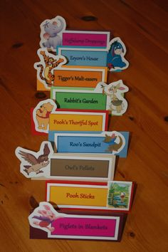 Winnie the Pooh theme party food