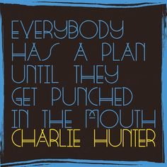 [Leaked] Charlie Hunter – Everybody Has a Plan Until They Get Punched in the Mouth Full Album Download #download #full #album #CharlieHunter #albumcrush