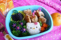 beneficial bento: Hello Kitty Bento