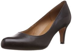 Clarks Arista Abe, Damen Pumps, Schwarz (Black Leather), 39.5 EU - http://on-line-kaufen.de/clarks/39-5-eu-clarks-arista-abe-damen-pumps