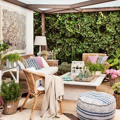 10 ideas para disfrutar de la terraza todo el año