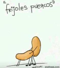 Frijoles Puercos - AnsinaEs.com