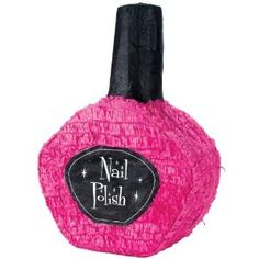 "Nail Polish 18"" Pinata Party Supplies"
