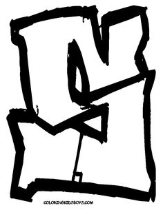 Graffiti Letters | Graffiti Letters,Graffiti Letters S,Graffiti Alphabet