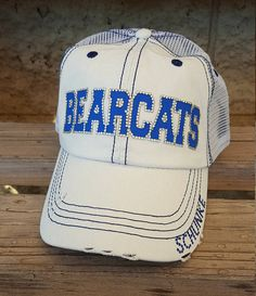 7fe44114fae6d 52 Best Football Mom Hats images