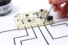 Picture of Connecting to the Touch Board