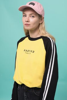 Buy sweatshirts by Kaotiko streetstyle e-Shop · T-shirts, sweatshirts, denim, shorts and skirts, trendy sneakers and cool accessories. Winter Hoodies, Kids Sports, Fashion Outfits, Womens Fashion, Athleisure, Designer Dresses, Cute Outfits, Street Style, Denim