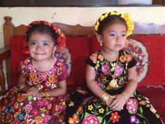 Twitter / Oaxaquita: Hermosas juchitecas muestran ...