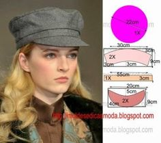 Awesome Picture of Beanie Hat Pattern Sewing Beanie Hat Pattern Sewing Pin Wong Foong On Hats Hats Sewing Hat Patterns To Sew Hat Patterns To Sew, Clothing Patterns, Sewing Patterns, Sewing Hacks, Sewing Tutorials, Sewing Projects, Fashion Sewing, Diy Fashion, Sewing Clothes