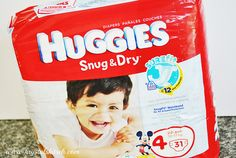 Huggies Snug & Dry Diapers >> Take The Huggies Challenge to donate diapers to children in need. http://r.linqia.cc/f939e53 #HuggiesTester #sp