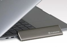 Transcend 240GB StoreJet 600 External Storage For Mac.  Transcend has unveiled a new external storage solution specifically designed for Apple map systems offering 240 GB of capacity in the new slimline Transcend StoreJet 600.    Incased in aluminium the lightweight and portable external storage is equipped the latest USB 3.1 Gen 2 connectivity and comes supplied pre-formatted with the HFS+ file system.