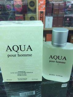Aqua Pour Homme Inspired By Acqua Di Gio Giorgio Armani  | eBay