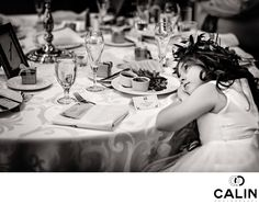 Photography by Calin - One King West Wedding candid photo: Location: 1 King Street West Toronto, ON M5H 1A1.